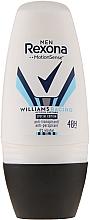 "Parfémy, Parfumerie, kosmetika Deodorant roll-on ""Willams Racing"" - Rexona MotionSense Men Deodorant Roll"