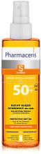 Parfémy, Parfumerie, kosmetika Ochranný olej proti slunci - Pharmaceris S Protective Dry Oil SPF50