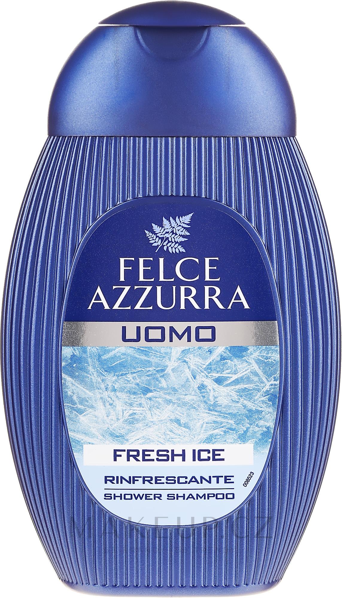 Šampon a sprchový gel - Felce Azzurra Fresh Ice — foto 250 ml