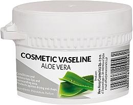Parfémy, Parfumerie, kosmetika Krém na obličej - Pasmedic Cosmetic Vaseline Aloe Vera