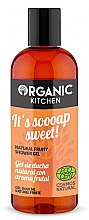 Parfémy, Parfumerie, kosmetika Ovocný sprchový gel - Organic Shop Organic Kitchen