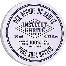 Parfémy, Parfumerie, kosmetika Bambucké máslo, neparfémované 100% - Institut Karite Fragrance-free Shea Butter