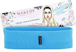 Parfémy, Parfumerie, kosmetika Čelenka do vlasů, modrá Be Beauty - MakeUp