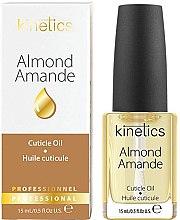 """Parfémy, Parfumerie, kosmetika Olej na nehty a nehtovou kůžičku """"Mandle"""" - Kinetics Almond Cuticle Oil"""
