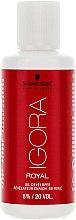Parfémy, Parfumerie, kosmetika Lotion Oxigenta 6% - Schwarzkopf Professional Igora Royal Oxigenta