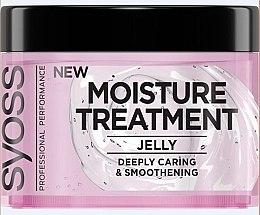 Parfémy, Parfumerie, kosmetika Obnovující maska na vlasy - Syoss Moisture Treatment Jelly