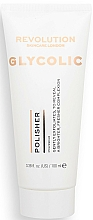 Parfémy, Parfumerie, kosmetika Peeling na obličej - Revolution Skincare Glycolic Acid AHA Glow Polishing Scrub