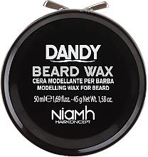 Parfémy, Parfumerie, kosmetika Tvarující pasta na vlasy a vousy - Niamh Hairconcept Dandy Beard Wax Modelling