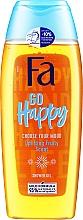 Parfémy, Parfumerie, kosmetika Sprchový gel Choose your mood s ovocnou vůní - Fa Go Happy Shower Gel