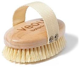 Parfémy, Parfumerie, kosmetika Masážní kartáč na tělo - Veoli Botanica Just Brush It