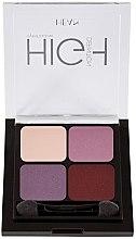 Parfémy, Parfumerie, kosmetika Oční stíny - Hean High Definition Eyeshadow
