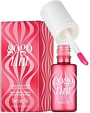 Parfémy, Parfumerie, kosmetika Tekutý pigment na rty a tváře - Benefit Gogo Tint (mini)