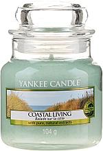 Svíčka ve skleněné nádobě - Yankee Candle Coastal Living — foto N5