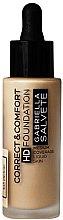 Parfémy, Parfumerie, kosmetika Tónovací krém - Gabriella Salvete Correct & Comfort Foundation