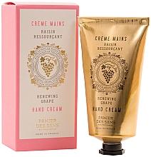 Parfémy, Parfumerie, kosmetika Krém na ruce Bílé hrozny - Panier Des Sens Renewing Grape Hand Cream