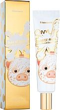 Parfémy, Parfumerie, kosmetika Oční krém s extraktem z vlaštovčího hnízda - Elizavecca Gold Cf Nest White Bomb Eye Cream