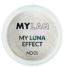 Parfémy, Parfumerie, kosmetika Glitr na nehty - MylaQ My Luna Effect