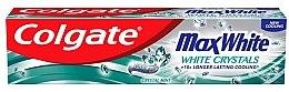 Parfémy, Parfumerie, kosmetika Zubní pasta bělící - Colgate Max White White Crystals