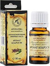 Parfémy, Parfumerie, kosmetika Aromakompozice Aroma čilost - Aromatika