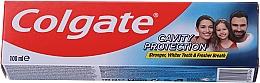 """Parfémy, Parfumerie, kosmetika Zubní pasta """"Maximální ochrana proti zubnímu kazu"""" - Colgate Cavity Protection Fresh Mint"""