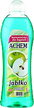 Parfémy, Parfumerie, kosmetika Tekutý koncentrát do koupele Jablko - Achem Concentrated Bubble Bath Apple