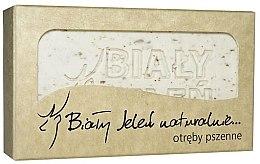 Parfémy, Parfumerie, kosmetika Hypoalergenní mýdlo s pšeničnými otruby - Bialy Jelen Hypoallergenic Soap Extract Calendula