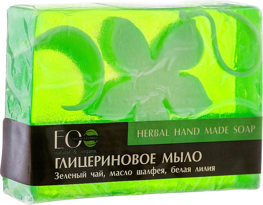 Glycerinové bylinné mýdlo - ECO Laboratorie Herbal Hand Made Soap