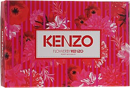 Parfémy, Parfumerie, kosmetika Flower By Kenzo Poppy Bouquet - Sada (edp/50ml + b/lot/50ml + bag/1)
