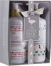 Parfémy, Parfumerie, kosmetika Sada - Baylis & Harding The Fuzzy Duck Cotswold Collection (soap/300 ml + b/lot/300ml)