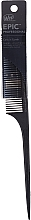 Parfémy, Parfumerie, kosmetika Kartáč na vlasy, černý - Wet Brush Pro Epic Carbonite Tail Comb