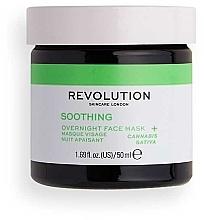 Parfémy, Parfumerie, kosmetika Pleťová maska - Revolution Skincare Smoothing Night Facial Mask
