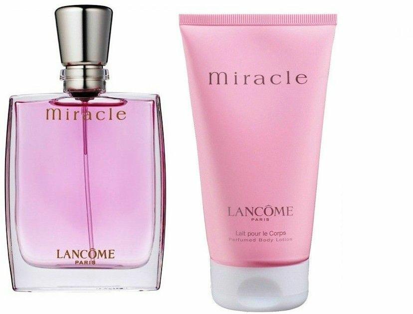 Lancome Miracle - Sada (edp/50ml + b/l/50ml)