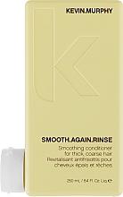 Parfémy, Parfumerie, kosmetika Vyhlazující kondicionér pro tenké vlasy - Kevin.Murphy Smooth Again Rinse Conditioner For Thick Hair