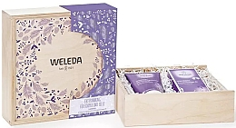 Parfémy, Parfumerie, kosmetika Sada - Weleda Geschenkset Lavendel (sh/gel/200ml + oil/200ml)