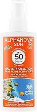 Parfémy, Parfumerie, kosmetika Ochranný sprej pro děti - Alphanova Sun Kids SPF 50+