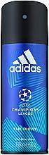 Parfémy, Parfumerie, kosmetika Adidas UEFA Champions League Dare Edition Deo Body Spray - Deodorant