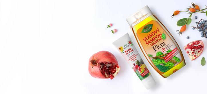 K nákupu produktů Bione Cosmetics v hodnotě nad 282 Kč získej krém na ruce jako dárek
