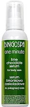 Parfémy, Parfumerie, kosmetika Sérum na tělo čokoláda, limetka - BingoSpa
