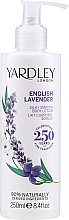 Parfémy, Parfumerie, kosmetika Tělové mléko - Yardley English Lavender Moisturizing Body Lotion for Women