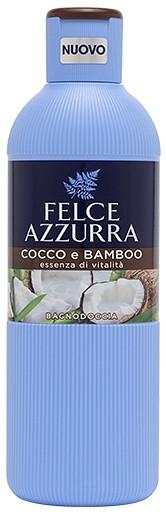 Sprchový gel - Felce Azzurra Coconut and Bamboo Body Wash