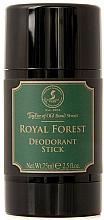 Parfémy, Parfumerie, kosmetika Taylor of Old Bond Street Royal Forest - Deodorant v tyčince