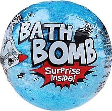 """Parfémy, Parfumerie, kosmetika Bomba do koupele """"Překvapení"""", modrá - LaQ Bath Bomb"""