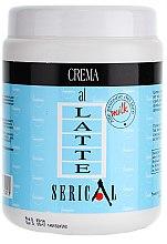 Parfémy, Parfumerie, kosmetika Krém-maska s mléčnými proteiny - Pettenon Serical