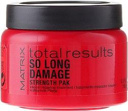 Parfémy, Parfumerie, kosmetika Intenzivní maska na vlasy - Matrix Total Results So Long Damage Mask