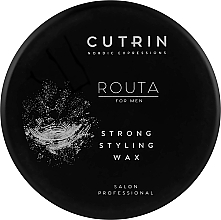Parfémy, Parfumerie, kosmetika Vosk na styling vlasů - Cutrin Routa Strong Styling Wax