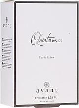 Parfémy, Parfumerie, kosmetika Parfémovaná voda - Avant Quintessence