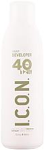 Parfémy, Parfumerie, kosmetika Aktivátor - I.C.O.N. Ecotech Color Cream Activator 40 Vol (12%)