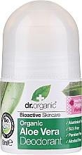 Parfémy, Parfumerie, kosmetika Deodorant Aloe - Dr. Organic Bioactive Skincare Aloe Vera Deodorant