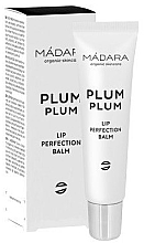 Parfémy, Parfumerie, kosmetika Balzám na rty - Madara Cosmetics Plum Plum Lip Balm