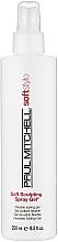 Parfémy, Parfumerie, kosmetika Jemný gel ve spreji pro styling vlasů - Paul Mitchell Soft Style Soft Sculpting Spray Gel